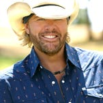 Toby Keith to headline Put-in-Bay bash