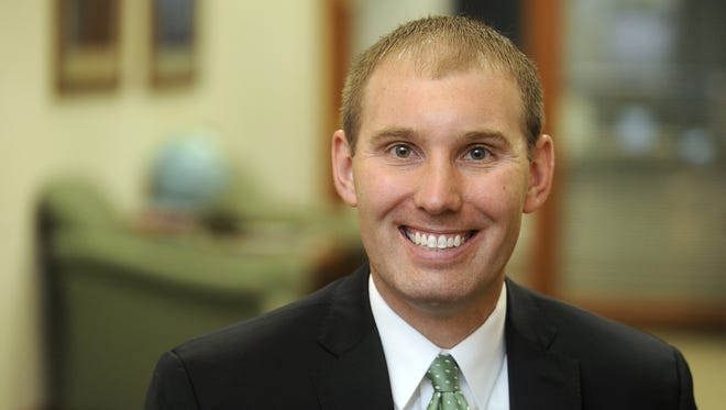 Jay Mitchell is the vice president of business banking at Great Western Bank.