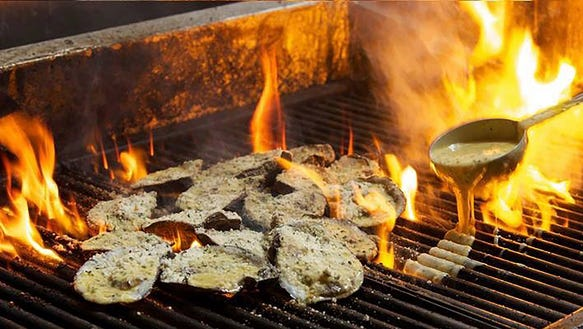 Drago's is known for its charbroiled oysters.
