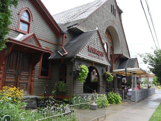 Terrapin Restaurant in Rhinebeck.