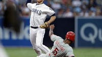 Aaron Nola pitched six scoreless innings, Maikel Franco and Cesar Hernandez homered, and the Philadelphia Phillies beat the San Diego Padres 5-1