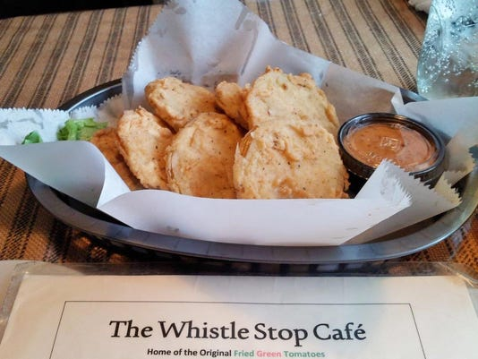 Whistle stop cafe fried green tomatoes