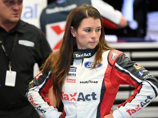 USP NASCAR: ADVANCE AUTO PARTS CLASH AT DAYTONA-PR S CAR USA FL