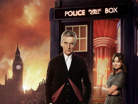 new-dr-who
