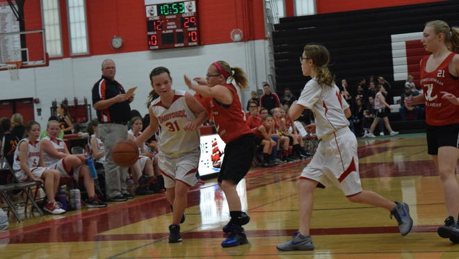 Manitowoc is once again hosting the Wisconsin State Invitational Championship Basketball Tournament, Feb. 20-21.