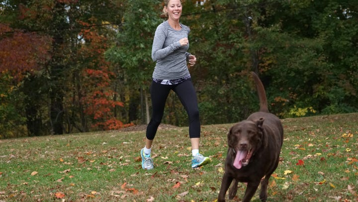 Exercising with your dog: 5 things to keep in mind