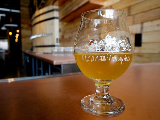 The brewery is most known for its line of sours, beers