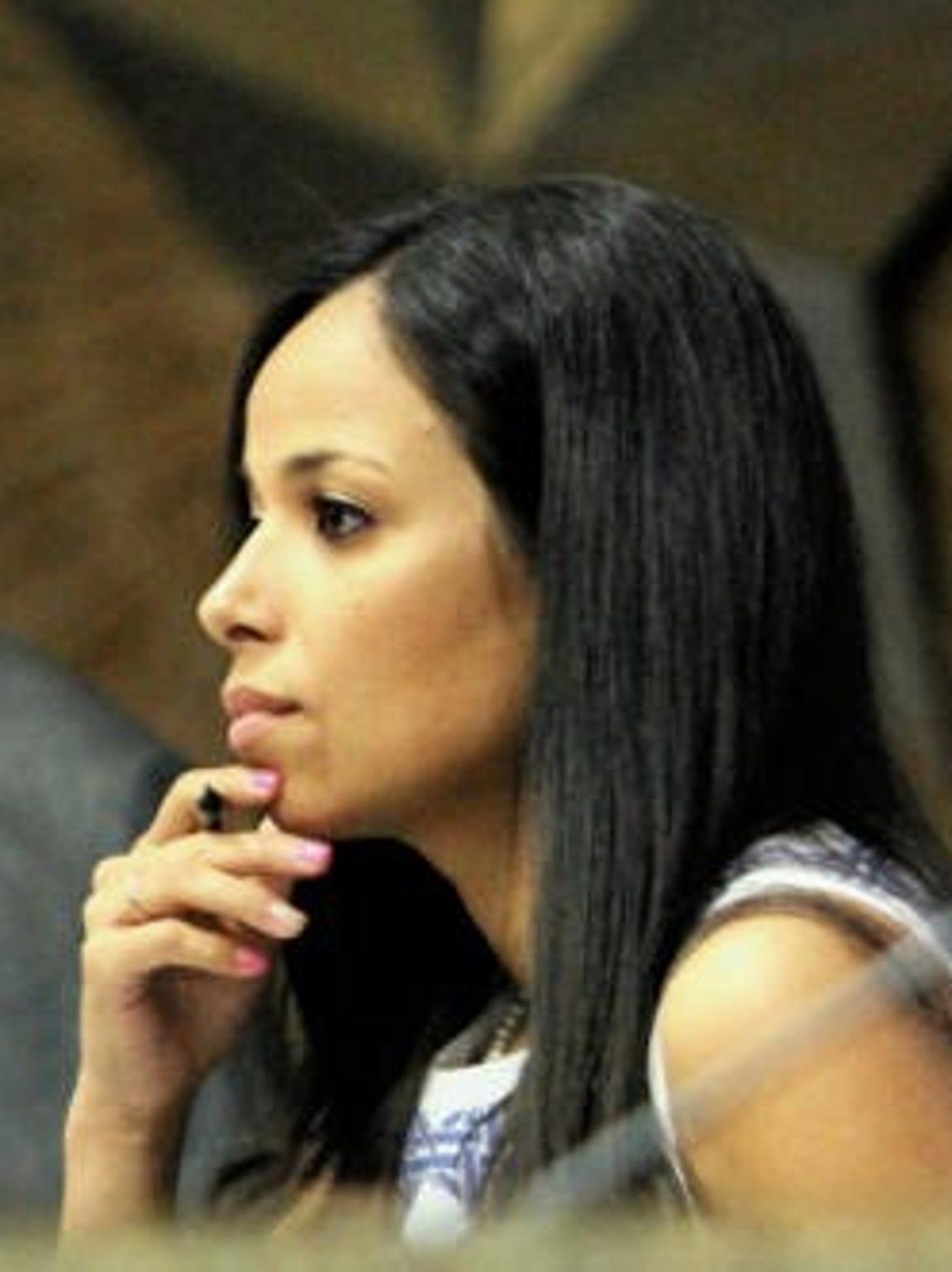 El Paso city Rep. Claudia Ordaz Perez