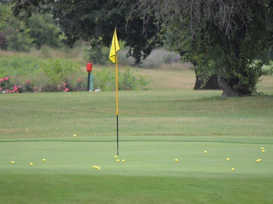 Marshall Country Club is tucked in the outskirts of the city and features some of the best greens in the area.
