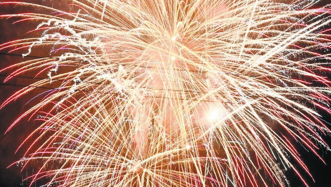 Fireworks are coming on the Fourth of July to Konkel Park, 5151 W. Layton Ave., Greenfield.