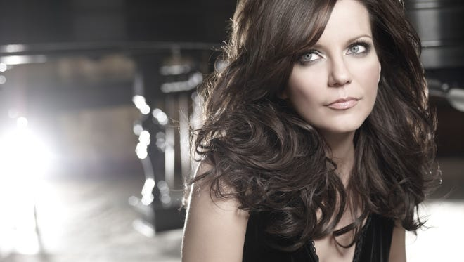 Martina McBride will perform at the Louisville Palace Feb. 4.