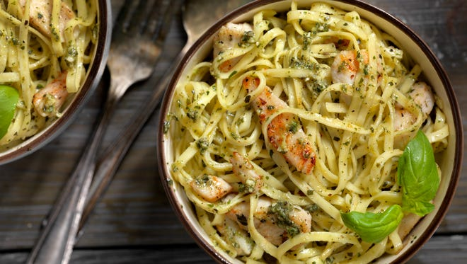 Good news: pasta might be good for you, so long as you eat it as part of a sensible diet, researchers suggest.