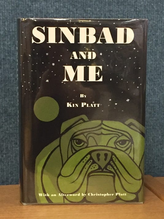 'Sinbad and Me' by Kin Platt