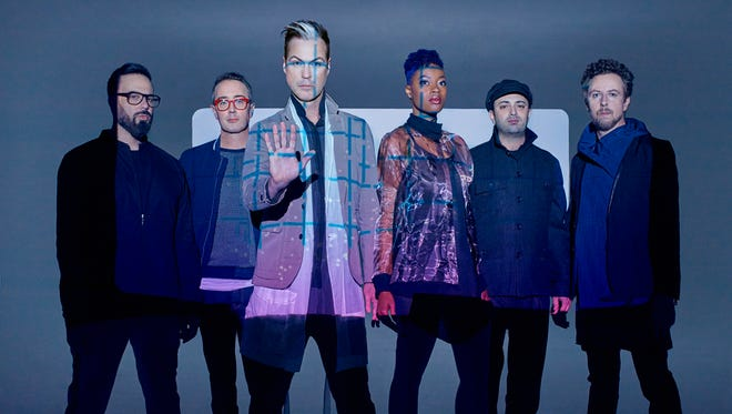 Fitz & the Tantrums headline the free outdoor show on opening night of the jazz festival.