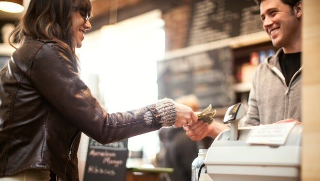 Buying from locally owned shops is one way to support your town or city.