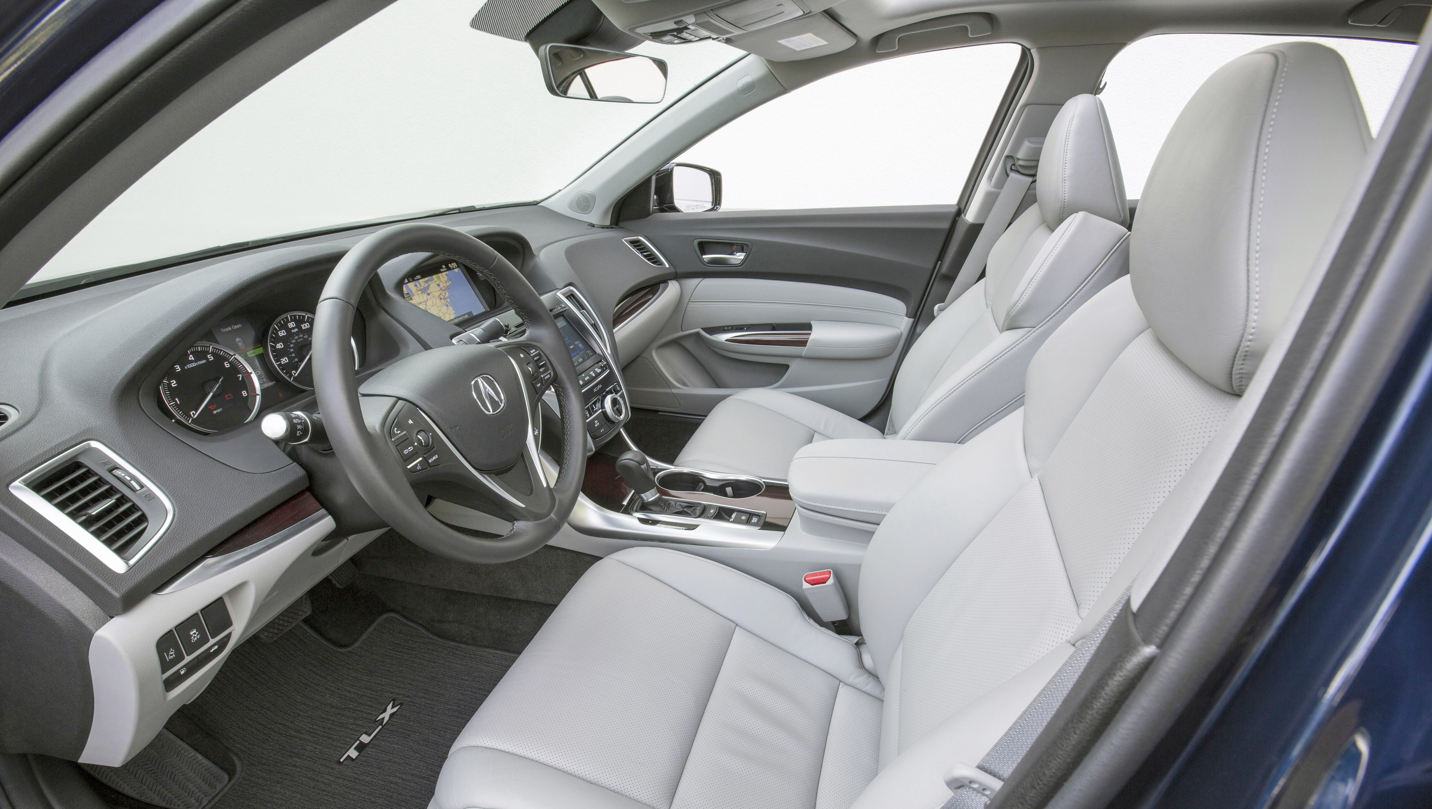 Auto Review 2015 Acura Tlx Is Stylish And Sophisticated Beyond All Reason