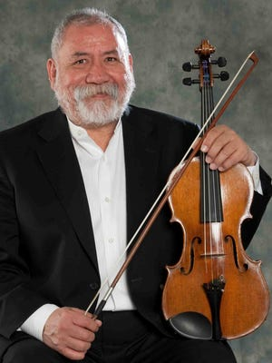Acclaimed violinist Willy Sucre and friends will perform at 7 p.m. on Tuesday, Sept. 20, 2016 in Light Hall on the campus of Western New Mexico University in Silver City.