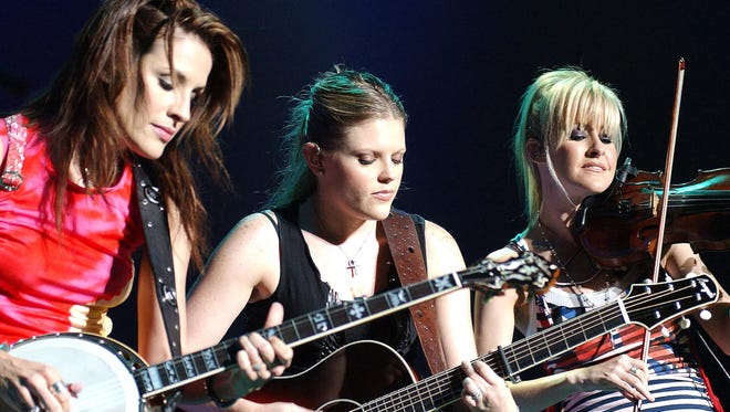 The Dixie Chicks will embark on their first U.S. tour in 10 years this summer. The band lists a stop Sept. 24 at the Resch Center on the itinerary.