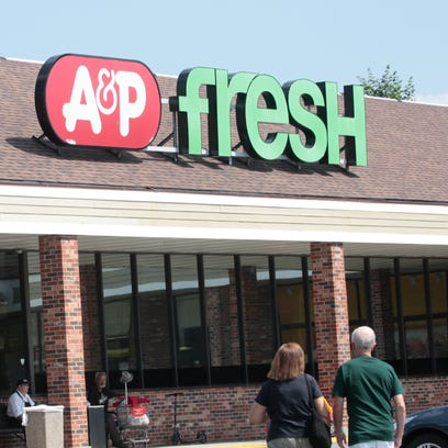 The A&P Supermarket in Rye Brook on July 20, 2015.