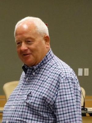 Former Marco Island city councilor Bob Brown.