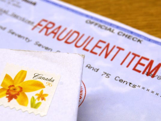 PHOTO: Beware Canadians bearing gifts [fraud items turned in to the Better Business Bureau]