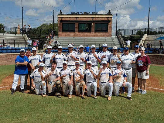 Tallahassee Post 13's 18U American Legion team captured its fourth consecutive state title on Sunday.