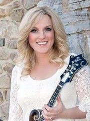 Winner of IBMA Female Vocalist and Queen of Bluegrass