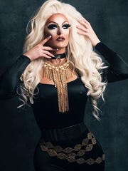 Ivanaha Fusionn hosts an all-ages drag show at Shotskis Woodfired Eats on the first Sunday of every month.