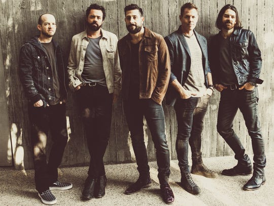 Country music group Old Dominion will be performing at the York Fair Sept. 14.