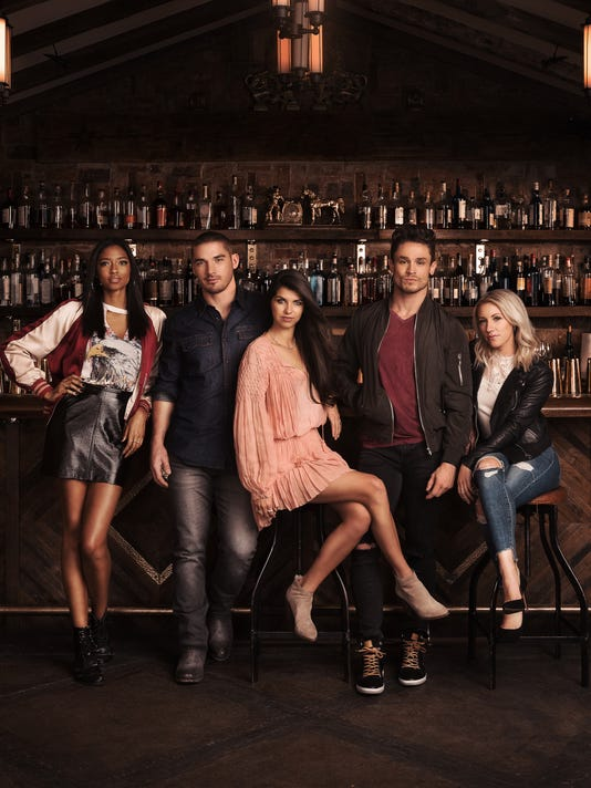 meet the cast of cmt s music city nashville s new reality tv show