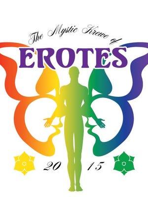 Krewe of Erotes logo