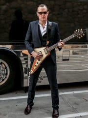 Blues guitarist Joe Bonamassa