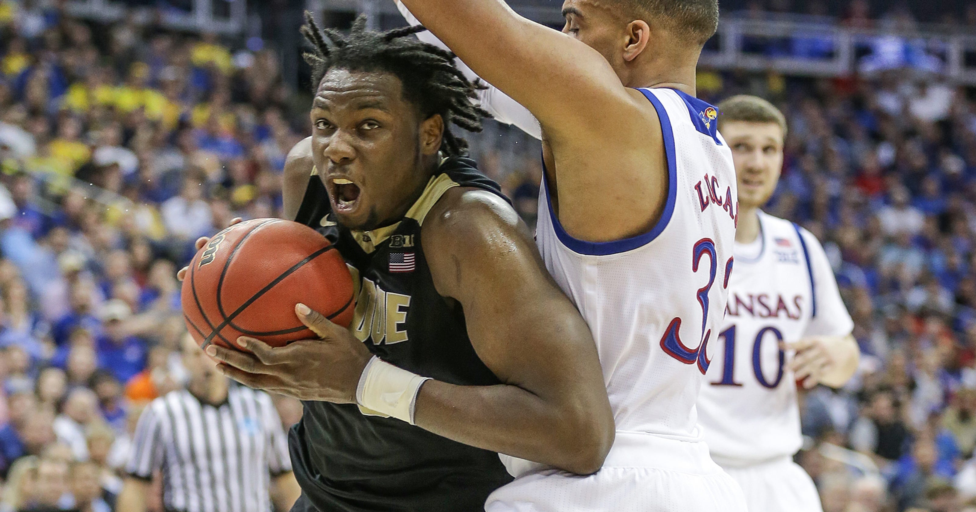 652adf32fbab Caleb Swanigan jabs IU in NBA announcement