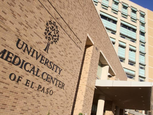 University Medical Center will hold its grand opening for the women's hospital wing today (Saturday). Mark Lambie/El Paso Times