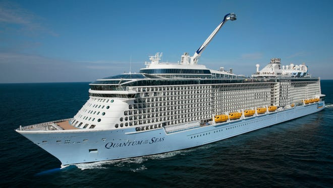 When Royal Caribbean debuted their Quantum of the Seas in 2014, it also introduced a number of new delicious dessert options.