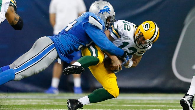 Ziggy Ansah could be the first Lions player to receive the franchise tag since Cliff Avril in 2012.