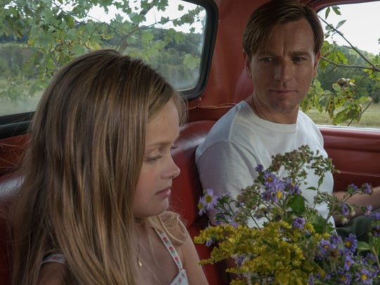 """Ewan McGregor and Hannah Nordberg play father and daughter in """"American Pastoral."""""""