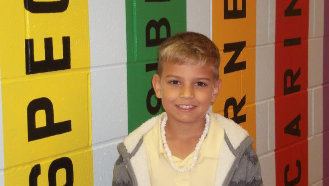 Nicholas Farinello is Character Counts! Student of the Week.