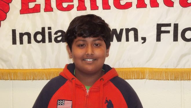 Tahmid Uddin, Character Counts! Student of the Week