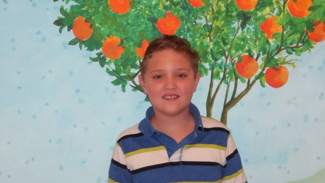 Nicholas De Izaguirre is CHARACTER COUNTS! Student of the Week for Dec. 20.