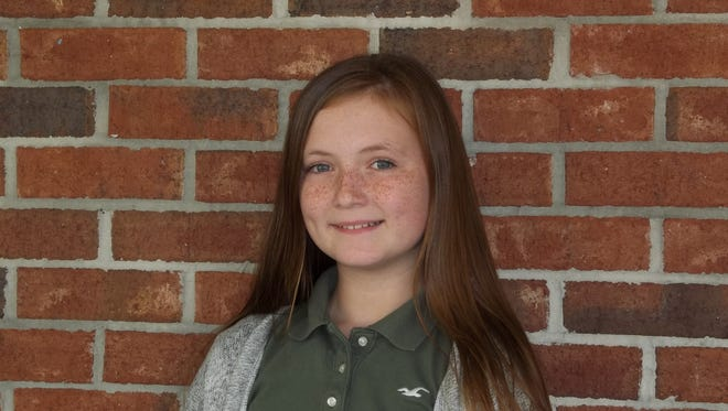 Mia Carlson IS THE UWMC CHARACTER COUNTS! Student of the Week.