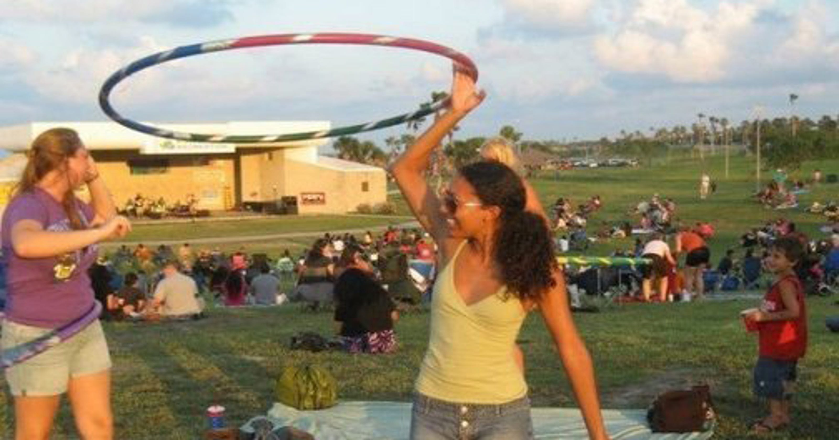 Cathedral concert, movies at Cole Park & Watergardens: Free events ...