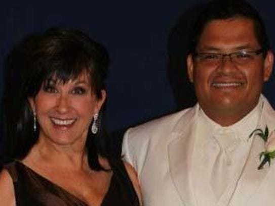 Christina Fox Banda, married to Victor