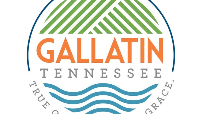 Gallatin's first city logo was unveiled Friday, Dec. 9.