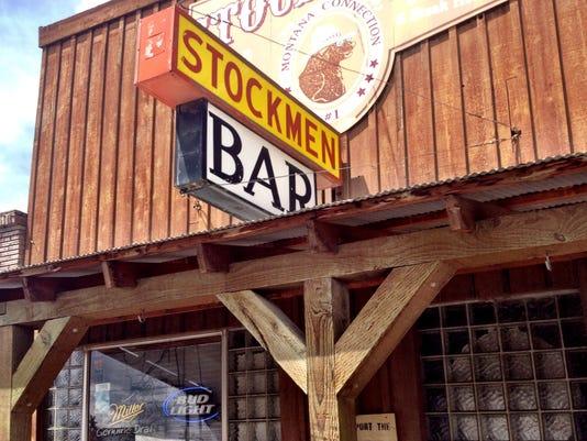 Stockman bar
