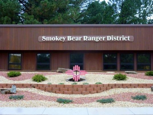 new front on smokey bear
