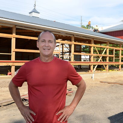 Mike Maher and his shop Highland Feed hopes to move