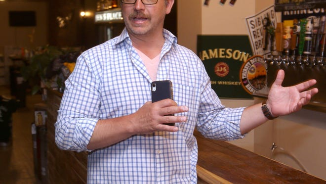 Matt Heck discusses the upcoming opening of Downtown, which is the former Jen's Place taproom in downtown Massillon. He and his wife, Dori, have purchased the neighboring former business and plan to reopen in late June.
