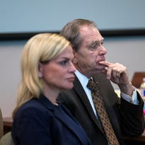 Judge Guy Williams not guilty on one count; mistrial declared on second count