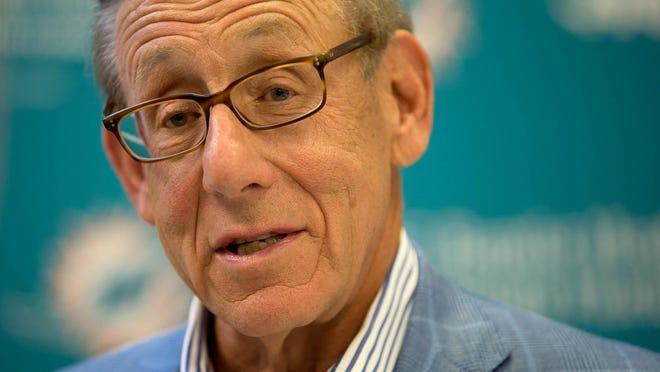 Dolphins owner Stephen Ross.